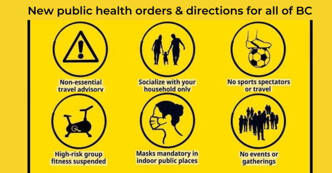 New BC public health orders image