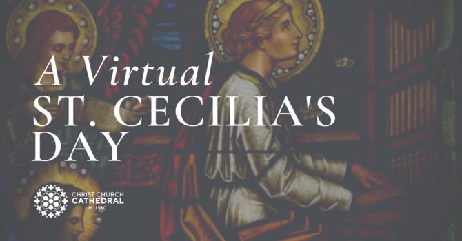 Virtual St. Cecilia's Day 2020 image