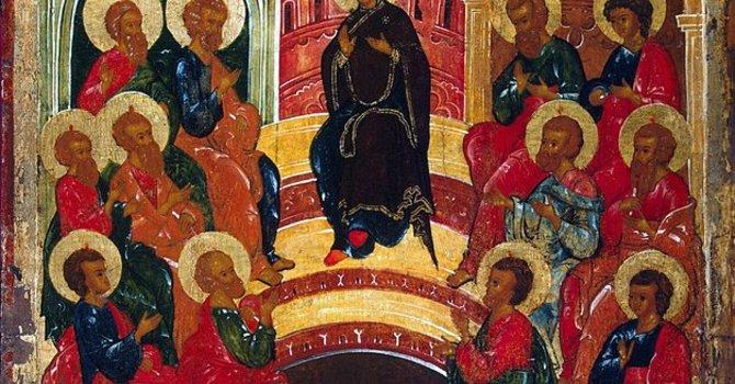 Pentecost image