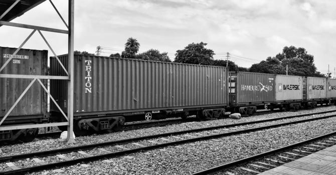 Freight Train of God's Love