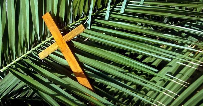 Palm Sunday Online Service image