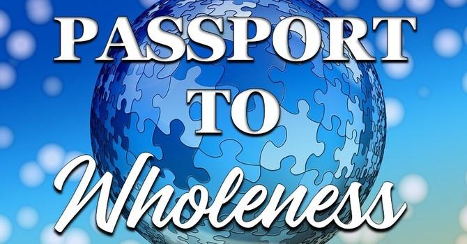Passport to Wholeness: Sabbath