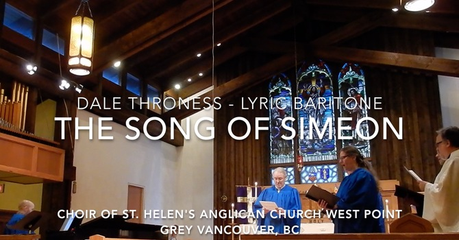Song of Mary, Song of Simeon image