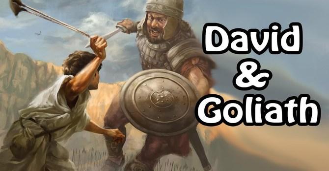 """David and the Dwarf"" A.M. Service"