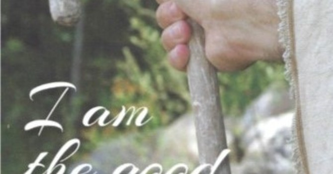 Worship Service Bulletin - Fourth Sunday after Easter image