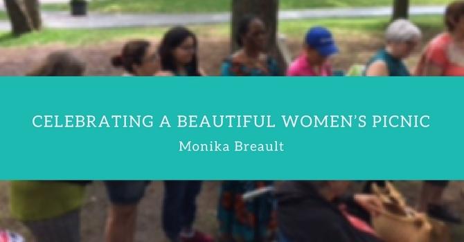 Celebrating A Beautiful Women's Picnic image