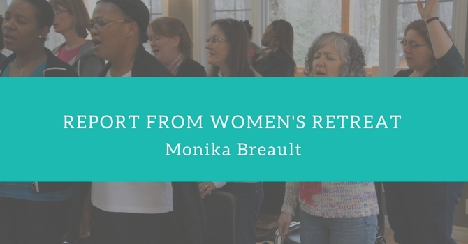 Report from Women's Retreat image