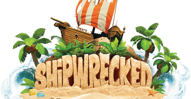 Kids Day Camp 2018 - Shipwrecked image