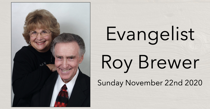 Evangelist Roy Brewer