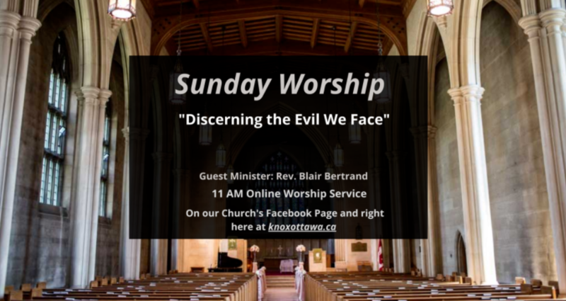 Discerning the Evil We Face
