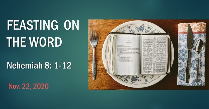Feast on the Word