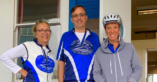 Cycling for Seafarers 2019 image