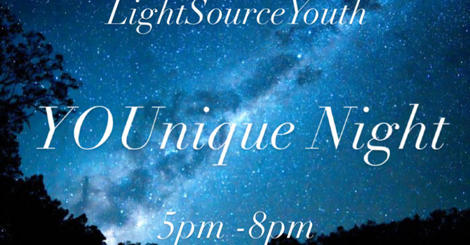 "Uniquely ""YOU"" Fellowship Night"