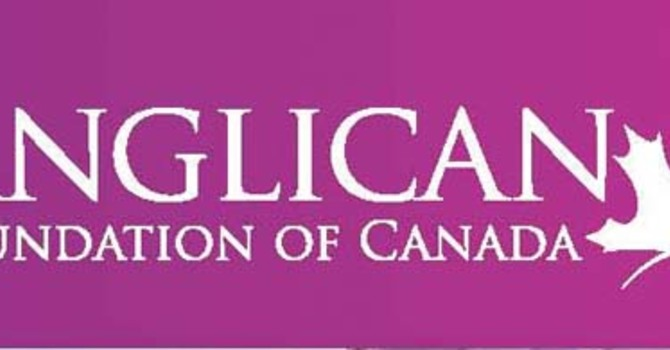 Anglican Foundation November Grant Cycle image