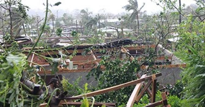 Vanuatu Hurricane Relief image