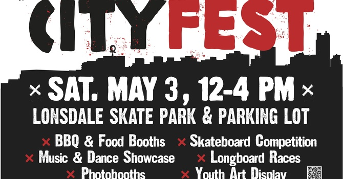 CityFEST 2014 is May 3rd - WATCH THIS! image