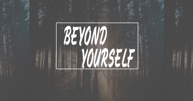 Beyond Yourself (w/ Matt Jaggers)