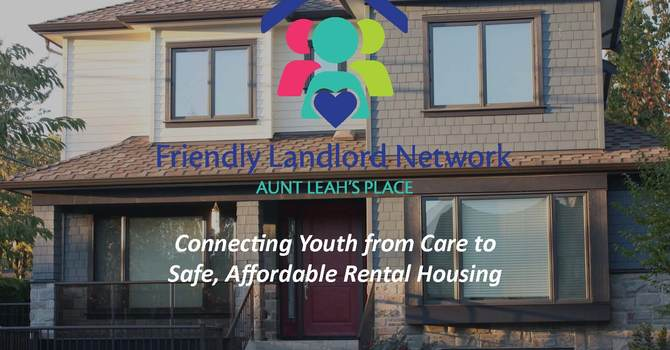Aunt Leah's Place Searching for Transition Housing image