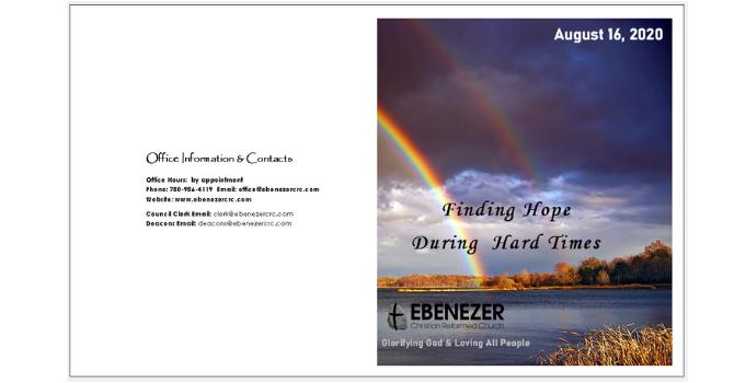Rejoicing In Suffering
