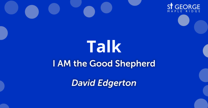 """""""I AM the Good Shepherd"""" image"""