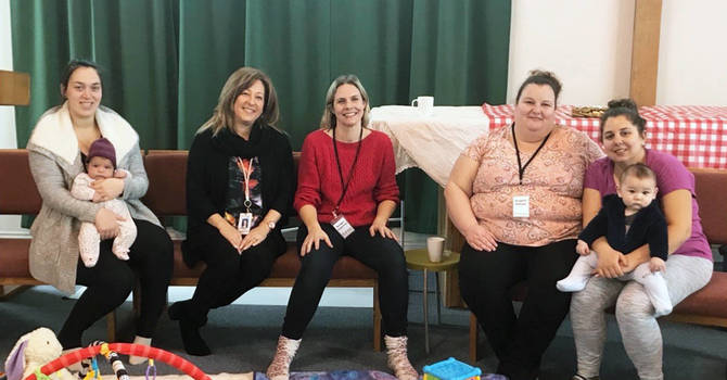 Breastfeeding Drop-In Sessions on Tuesdays in Maple Ridge image