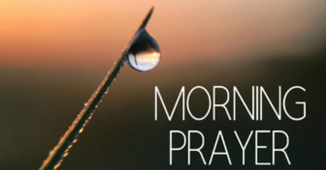 Morning Prayer image