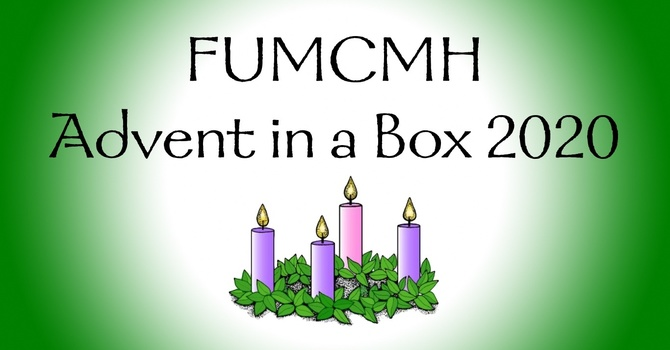 Advent in a box image