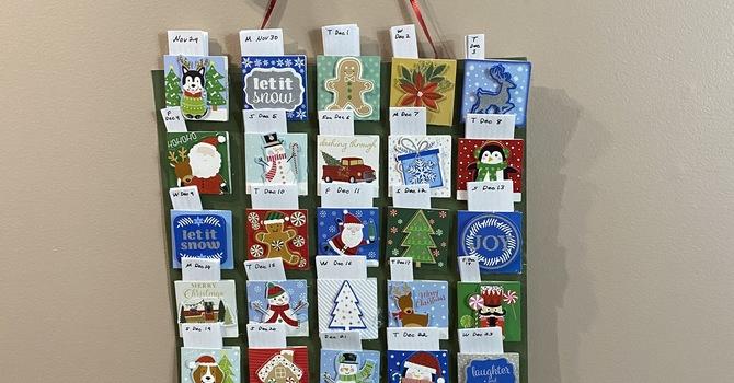 Make an Advent Calendar!