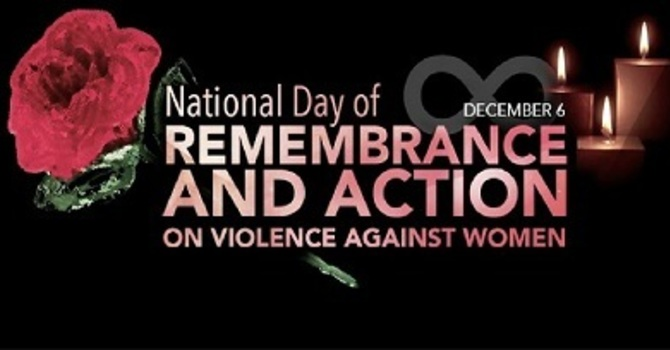 National Day of Remembrance: 16 days of activism