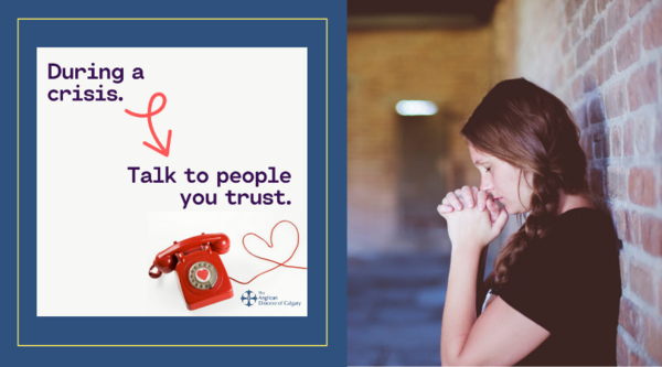 Diocese of Calgary Spiritual Care Phone Line
