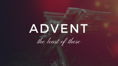 advent | the least of these
