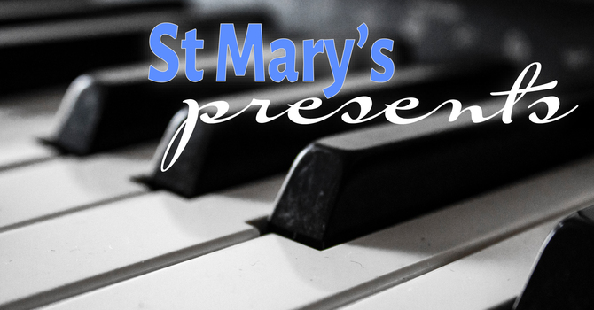 St Mary's presents... a new recital series image