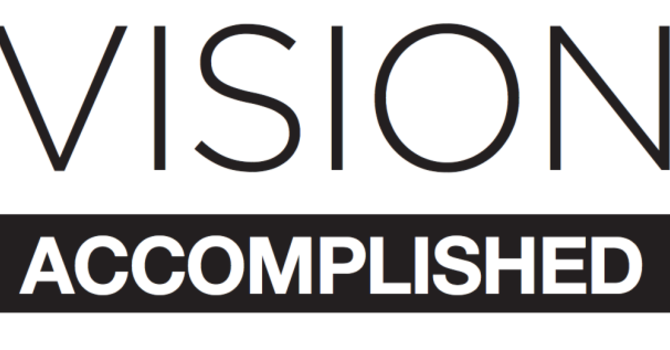 Mission Possible Thanks Vision Accomplished Web Services. image
