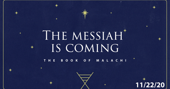 The Messiah is Coming