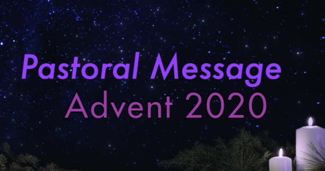 Pastoral Message for Advent 2020