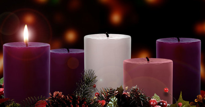 Advent prepares our heart for Christ image