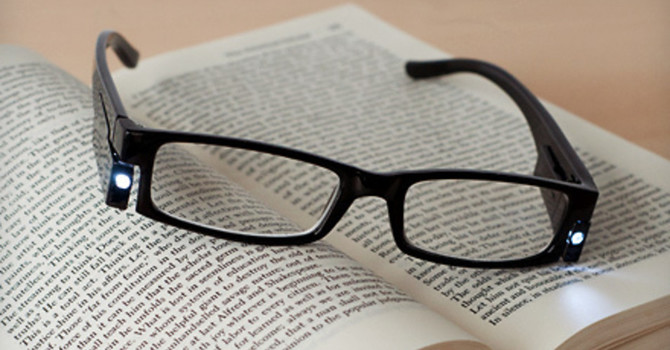 Lender Glasses Now Available image