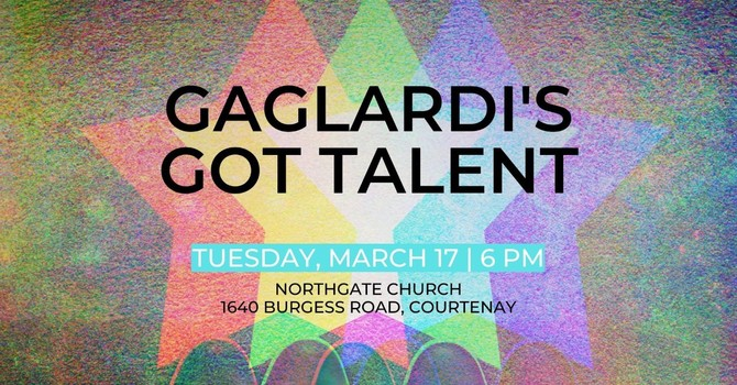 Gaglardi's Got Talent image