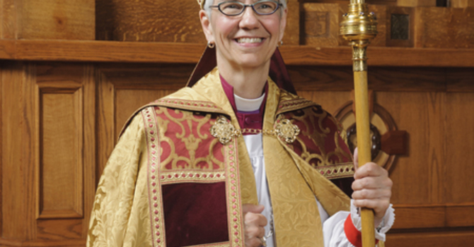 Melissa M. Skelton - First Woman to be Elected Archbishop in the ACOC image
