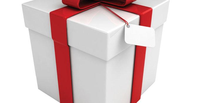 Gift-givers... image