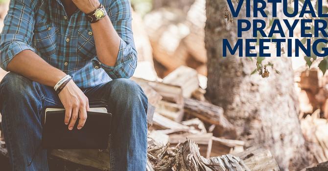 Virtual Prayer Meeting