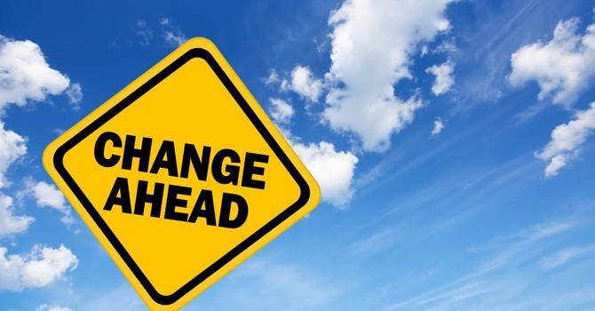 Change: the Promise of God image