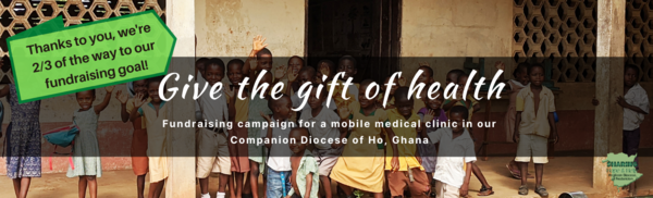 Diocese of Ho fundraising update