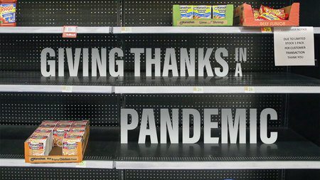 Giving Thanks in a Pandemic
