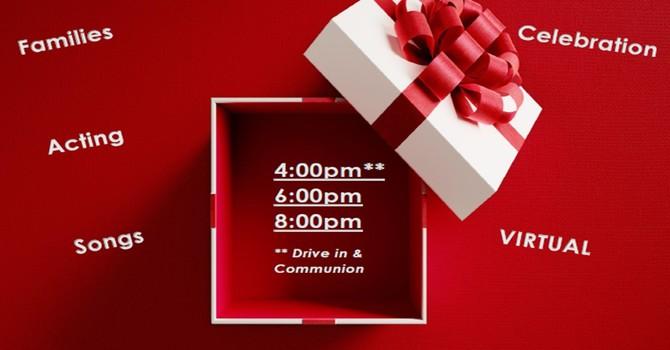 Virtual Christmas Eve Worship Services