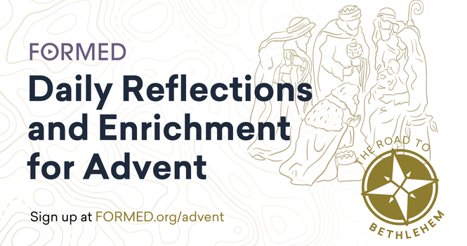 Sign up for Advent Reflections