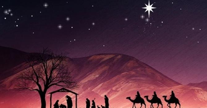 Scriptures for December image
