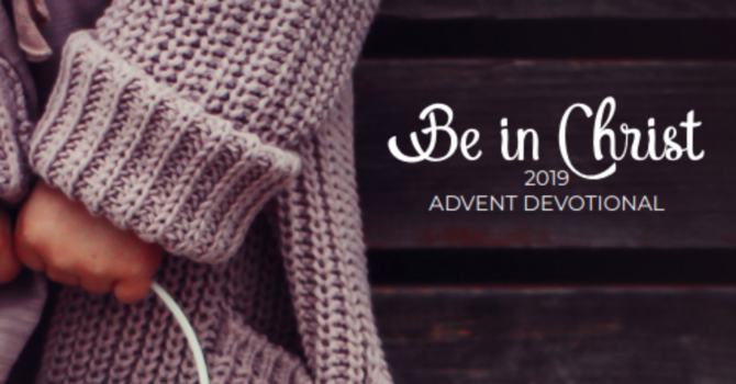Advent Devotional Available image