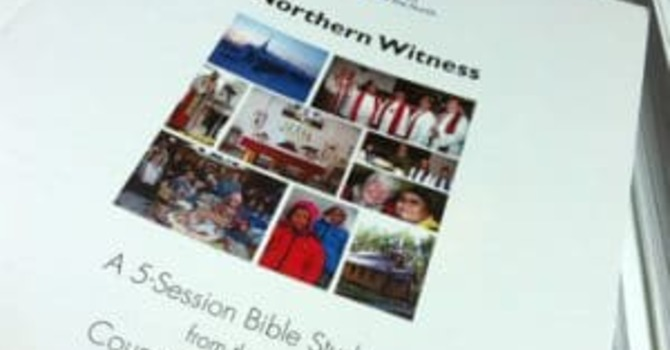 Nothern Witness: A 5 Session Bible Study from the Council of the North image