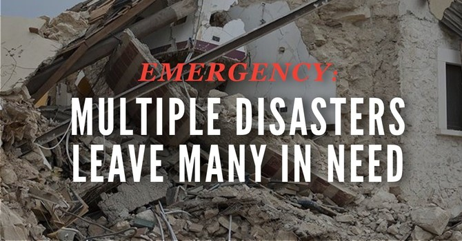 Disaster Relief image